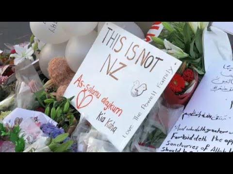 Neuseeland: Landesweite Trauer um die Opfer des Terro ...