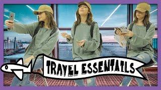My Travel Essentials ❤️ by Amanda Steele