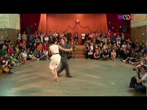 MXDC 2013 Invitational Crossover J&J - Mike Roberts & Lana Mikhaylyuk (видео)