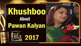 Video Actress Khushboo about Pawan Kalyan Movie @ IIFA Utsavam || #IIFAUtsavam2017 MP3, 3GP, MP4, WEBM, AVI, FLV April 2018