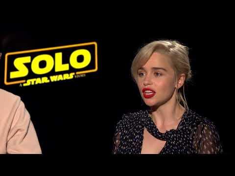 Emilia Clarke & Paul Bettany React To