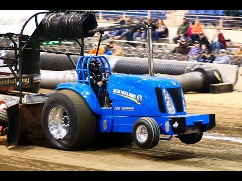 7700 LIGHT LIMITED TURBO TRACTORS At The 2018 KEYSTONE WINTER NATIONALS! March 15 17 For WWPTV