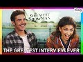 foto The Greatest Interview Ever! (Hugh Jackman, Zac Efron, Zendaya, Keala Settle) | The Greatest Showman Borwap