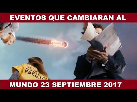 LO QUE REALMENTE VA A PASAR EL 23 DE SEPTIEMBRE 2017