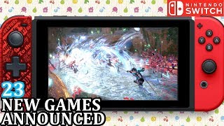 Nonton 23 New Switch Games Announced For Week 2 October 2018   Weekly Nintendo Direct News Film Subtitle Indonesia Streaming Movie Download