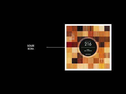 Solee - Bora   Parquet Recordings