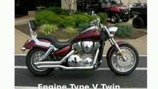 7. 2006 Honda VTX 1300 S Features