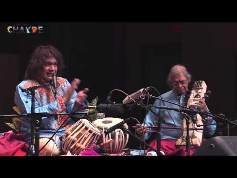 Tabla Maestro Ustad Tari Khan - Calgary Concert