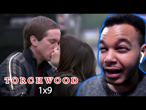 """Torchwood Season 1 Episode 9 """"Random Shoes"""" REACTION!"""