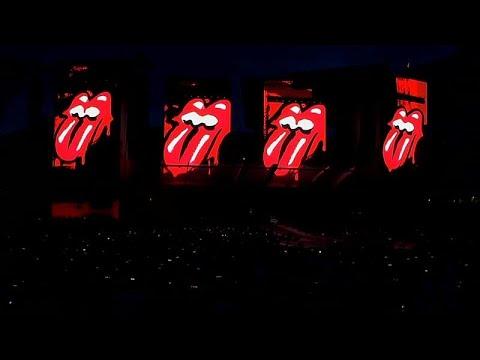 Die Stones Rock'nRollen wieder - Mick Jagger steht wi ...