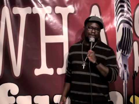 WHATS FUNNY - LIL REL (Richard T. Jackson bit)