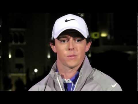 Rory McIlroy joins Tiger Woods at Nike Golf