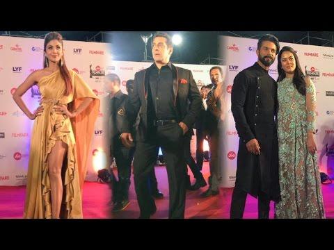Filmfare Awards 2017 : Salman Khan, Sonam Kapoor a