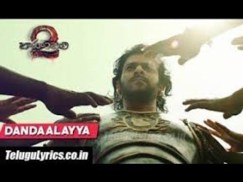 Video Bahubali-2 dandalayya full video song download in MP3, 3GP, MP4, WEBM, AVI, FLV January 2017