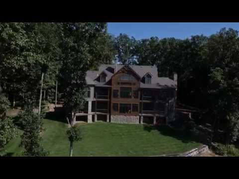 Overton Retreat — Aerial Video of Tennessee Mountaintop Community