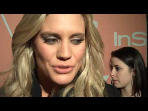 Katee Sackhoff video interview