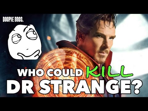 5 Marvel Characters Who Could Kill Doctor Strange