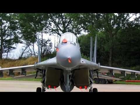 The Mikoyan MiG-29 is a fourth-generation...