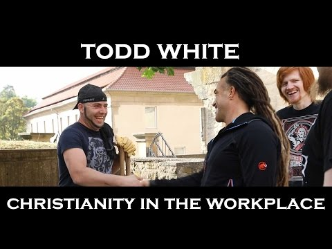 Video Todd White - Christianity in the Workplace download in MP3, 3GP, MP4, WEBM, AVI, FLV January 2017