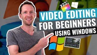 Video Video Editing for Beginners (Using Windows PC!) MP3, 3GP, MP4, WEBM, AVI, FLV Juni 2019