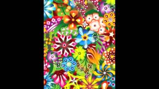 Retro Flowers Live Wallpaper YouTube video