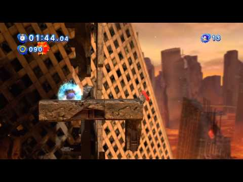Sonic Generations - Part 6 [RAW}