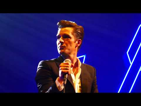 The Killers Cover Dire Straits Romeo & Juliet @ The Barclay Center 1-9-18