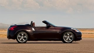 Real World Test Drive Nissan Z Roadster 2013