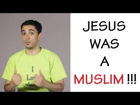 Was Jesus A Muslim ?!!!