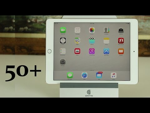 50+ Tips and Tricks for the iPad Pro