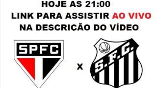LINK PARA ASSISTIR: http://adf.ly/1GXaCG OU http://adf.ly/1GjiNf Assistir São Paulo X Santos ao vivo hoje 03/06/2015...