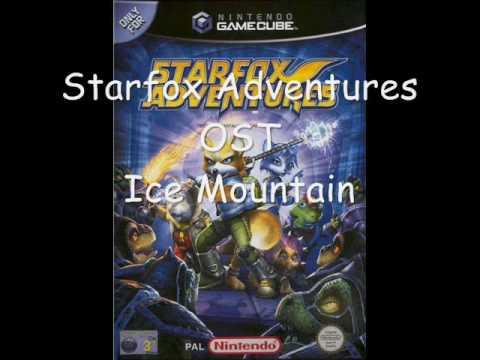 Starfox Adventures OST - Ice Mountain