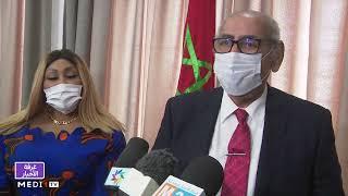 تنصيب زينب كاندي قنصلا عاما لجمهورية سيراليون بالداخلة