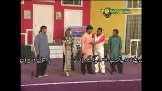 Budhay Shararti New Pakistani Punjabi Full Stage Drama 2014
