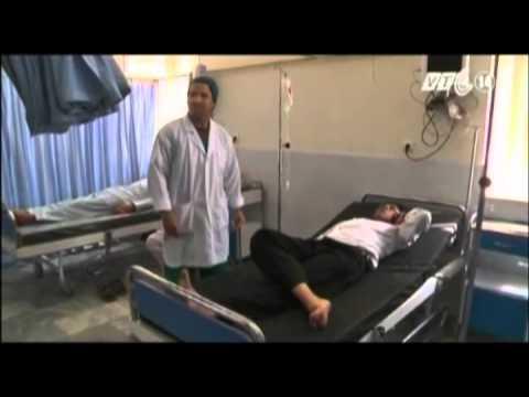 Đánh bom tự sát gần Đại sứ quán Mỹ ở Afghanistan