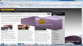 Adobe Premiere Pro CS5เจ๋งจริง  - Part 1