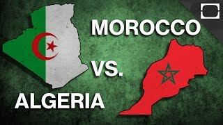 Subscribe! http://bitly.com/1iLOHml Despite their history as allies under French colonial rule, Morocco and Algeria have been ...