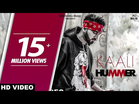 Latest Punjabi Song 2018 - Kaali Hummer | Maninder Buttar | Karan Aujla | Deep Jandu | Happy Raikoti