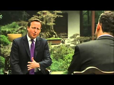 cameron - On the last day of his trip to China, David Cameron tells Channel 4 News Political Editor Gary Gibbon that dialogue with the country over its human rights re...