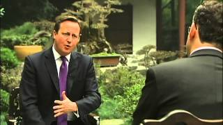 Cameron: 'Human rights dialogue works in China'