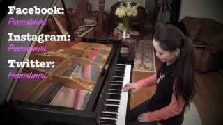 Video Passenger - Let Her Go | Piano Cover by Pianistmiri 이미리 MP3, 3GP, MP4, WEBM, AVI, FLV Mei 2018