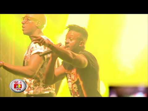 Melanin - Sauti Sol Live at The Koroga Festival