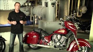8. Indian Motorcycle — A Closer Look at the 2014 Chieftain, official