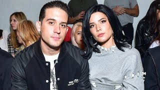 Video G-Eazy Says Halsey Made Him Cry for this ADORABLE Reason MP3, 3GP, MP4, WEBM, AVI, FLV April 2018