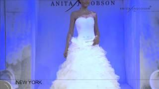 Anita Jakobson : Défilé Robes De Mariée 2013