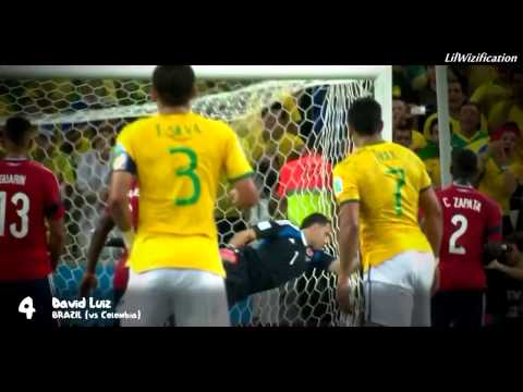 2014 dünya kupasının en güzel golleri hd 720 (видео)