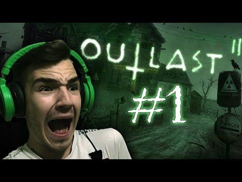 PREJAKA HORROR IGRA!! (Outlast 2 - Part 1)