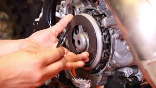 9. KTM DDS Clutch Adjustment, Replacement, Maintenance and Settings – Cycle News