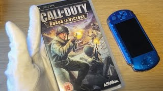 WORST COD OF ALL TIME? Call of Duty: Roads to Victory PSP Gameplay