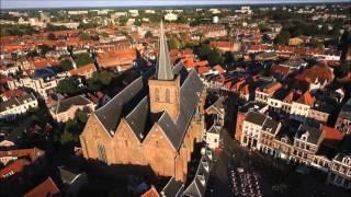 Amersfoort Netherlands  City pictures : Travel Guide Amersfoort, Netherlands - Amersfoort from above